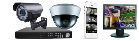 Domestic IP CCTV System: Starts @ €1500